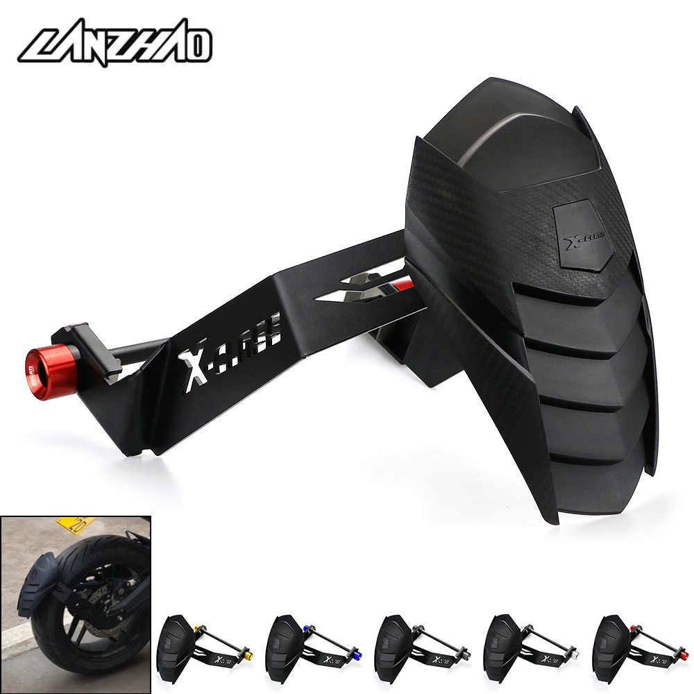 Motor Achter Fender Spatbord Wiel Band Splash Cover Guard Zwart Voor Ducati Monster 821 696 795 797 2013-2016 2017 2018 2019