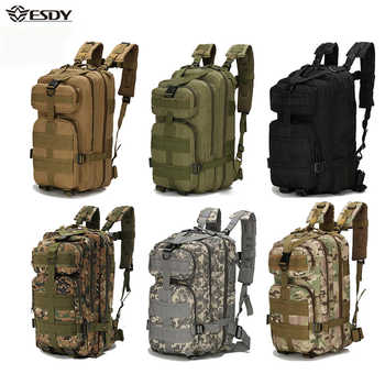 Outdoor Military Rucksacks 1000D Nylon 30L Waterproof Tactical backpack Sports Camping Hiking Trekking Fishing Hunting Bags - DISCOUNT ITEM  47% OFF All Category