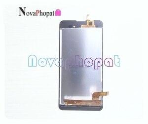Image 3 - Novaphopat 黒 Wiko 用サニー 2 プラスタッチスクリーン液晶ディスプレイフルアセンブリの交換 + タッキング