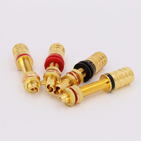 High End Performance long Binding posts ,838 L speaker terminal connector