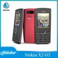 Nokia X2-05 Восстановленное Оригинальное Nokia x2-05 разблокировать телефон 2,2