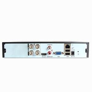 Image 2 - 5 w 1 4MP AHD DVR NVR XVR CCTV 4Ch 8Ch 16Ch 1080P 3MP 5MP hybrydowy bezpieczeństwa nagrywarka DVR Onvif RS485 koncentryczne kontroli P2P