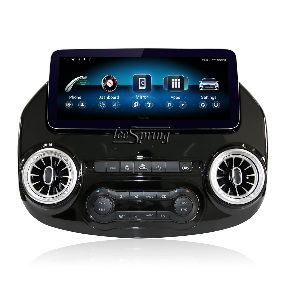10.25 inch Car Multimedia Player for Mercedes-Benz Vito <font><b>W447</b></font> 2015-2020 Car GPS Navigation image