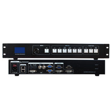 Nieuwe ontwerp mvp 508 video wall controller zoals vdwall 515 voor full color flexibele led video scherm sportstadion led display