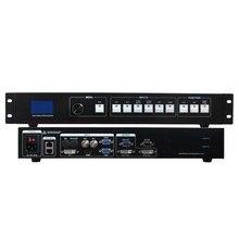 Nuevo diseño mvp 508 controlador de pared de vídeo como vdwall 515 para pantalla de vídeo led flexible a todo color pantalla