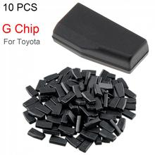10pcs Blank G Carbon Chip Car Key Transponder Fit for Toyota New