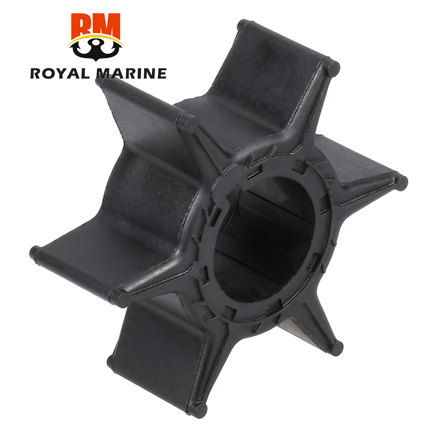 Water Pump Impeller 6H3-44352-00 for Yamaha  40-70HP Replacement parts for outboard engines boat motor 6H3-44352