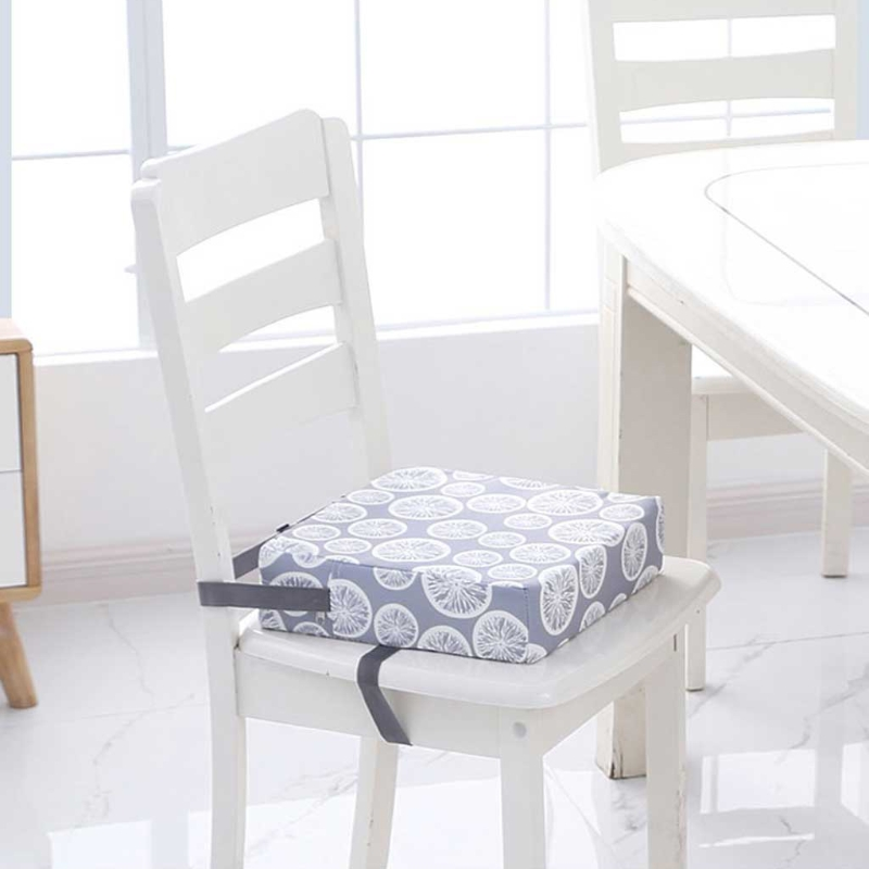P31b Baby Dining Cushion Children, High Chair Pads For Wooden Chairs