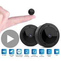 Micro Small Secret Video Wi Fi Night Vision Mini Camera Wifi HD 1080p Cam Camcorder With Motion Sensor Tiny Body DVR Microcamera