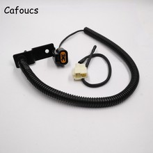Cafoucs Auto Outdoor Indoor Air Temperatuur Sensor Voor Mitsubishi Pajero Montero V31 V32 V33(China)