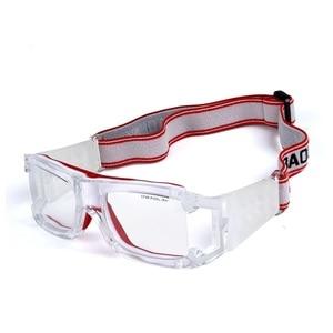 Image 5 - כדורסל משקפיים ספורט Eyewear כדורגל משקפיים גברים נגד התנגשות משקפיים כושר אימון משקפי אופני רכיבה על אופניים משקפיים