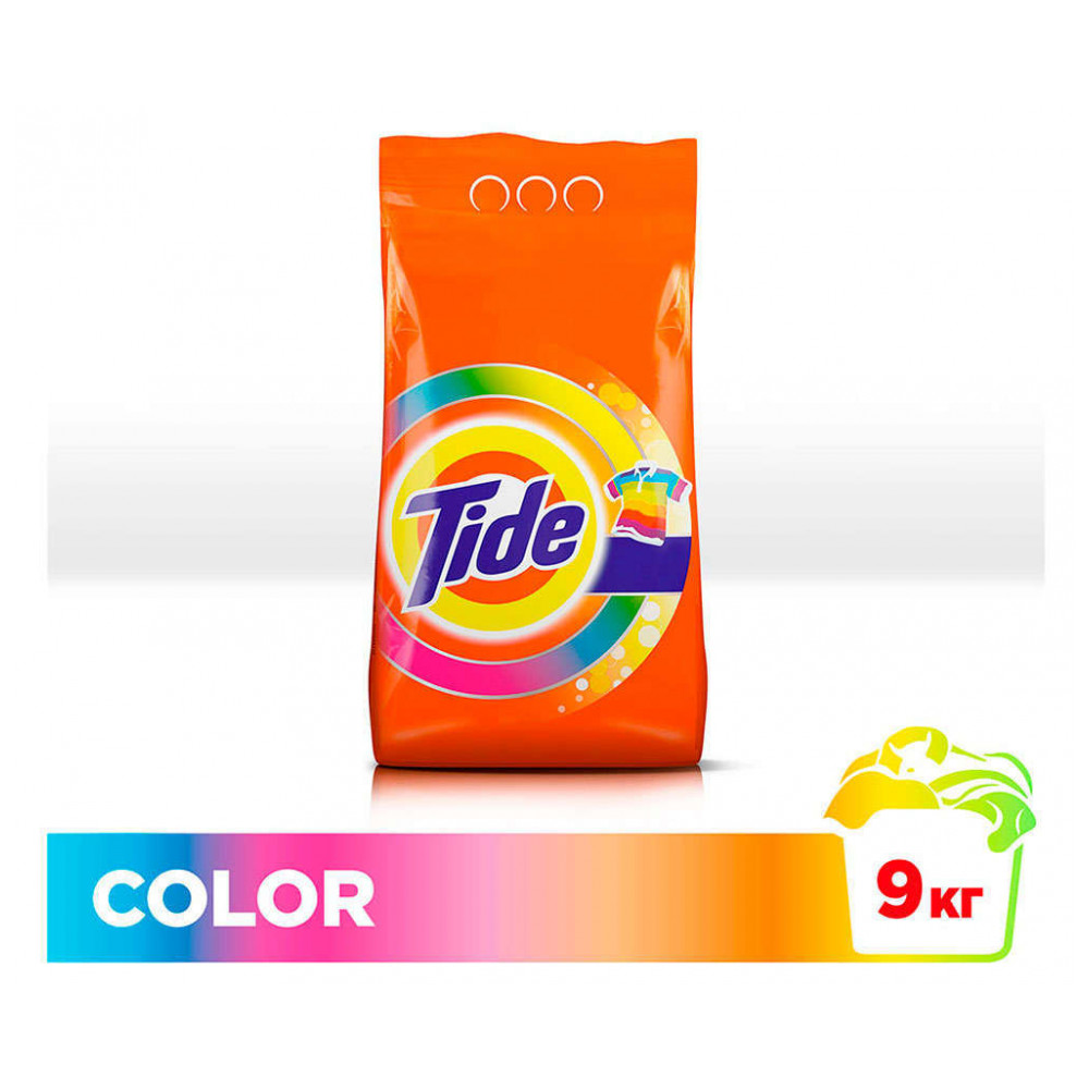 Home & Garden Household Merchandises Cleaning Chemicals Laundry Detergent Tide 836655