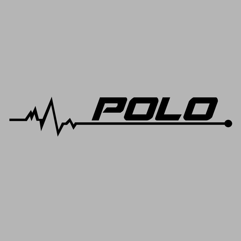 1 шт. автомобиля-Стайлинг Светоотражающая наклейка на крышку топливного бака и наклейка Аксессуары для Volkswagen VW POLO CARAVELLE CRAFTER аксессуары - Название цвета: black 15cm 1pcs