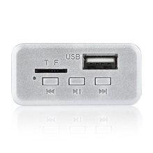 Автомобильный mp3 плеер vicfine 12 В декодер плата аудио модуль