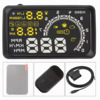 On-board Computer Car Speed Projector Speedometer Head-up Display Hud Obd2 Windshield Projector Engine Failure Fuel Consumption discount