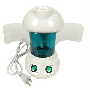 Image 4 - Vaporizador Facial de ozono para limpieza profunda, limpiador Facial Nano iónico, Sauna, dispositivo de vapor térmico Facial, herramienta de cuidado de la piel