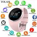 Смарт-часы для женщин и мужчин, пульсометр, измеритель артериального давления, Bluetooth, шагомер, женские, для фитнеса, умные спортивные часы дл...