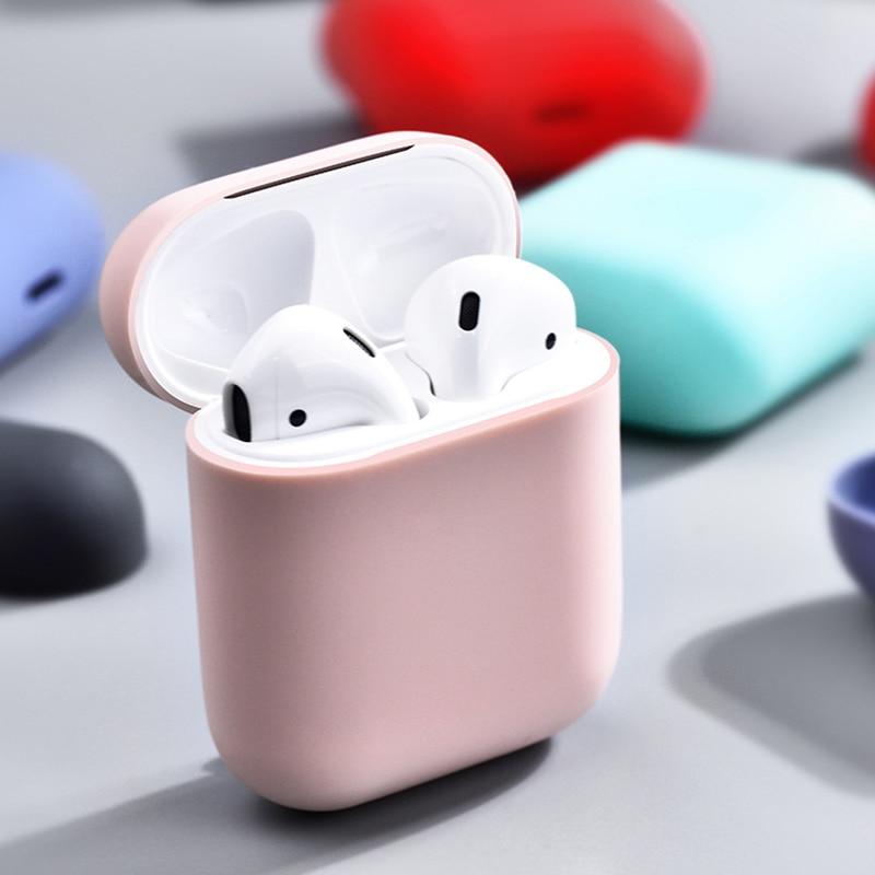 Apple Airpods korpusu üçün vəziyyətlər 1/2 şirin qoruyucu - Portativ audio və video - Fotoqrafiya 6