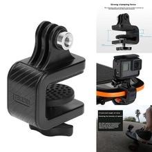 Аксессуары для Gopro, аксессуары для скейтборда, мотоцикла, велосипеда, руля, вращающийся зажим, крепление, держатель, подставка для экшн Камеры GoPro Hero, Gop
