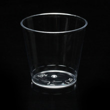 Glasses Disposable Plastic Mini Jelly-Cups Party-Shot Clear Birthday Tumblers