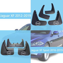 For Jaguar XF mudguards fenders Mud flaps Jaguar-sport splash guards R-sport mud car accessories 2012-2019