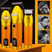 Электрическая машинка для стрижки волос Аккумуляторный триммер