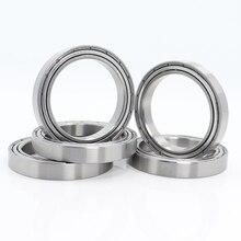 S6807zz rolamento 35*47*7mm (5 peças) ABEC 1 s6807 z zz s 6807 440c rolamentos de esferas de aço inoxidável s6807z