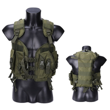 Military Gear Tactical 97 Seal Camouflage Army Vest Airsoft Paintball Molle Men Hunting Body Armor