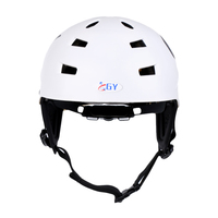 XL Lightweight Adjustable Safety Helmet For Water Ski Wakeboarding Kayaking