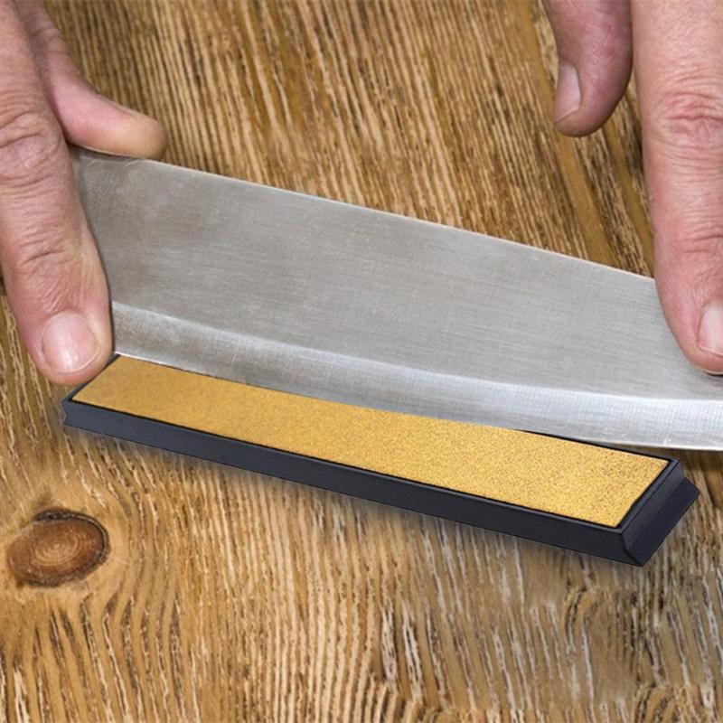 Кухня Заточка алмазный шлифовальный стержень умелое производство Превосходное качество палочка камень шлифовальный инструмент с