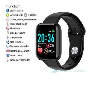 Image 3 - Mode Stahl Smart Uhr Männer Frauen Bluetooth Smartwatch Damen Fitness Armband Herz Rate Android IOS Telefon Herren Smart uhr