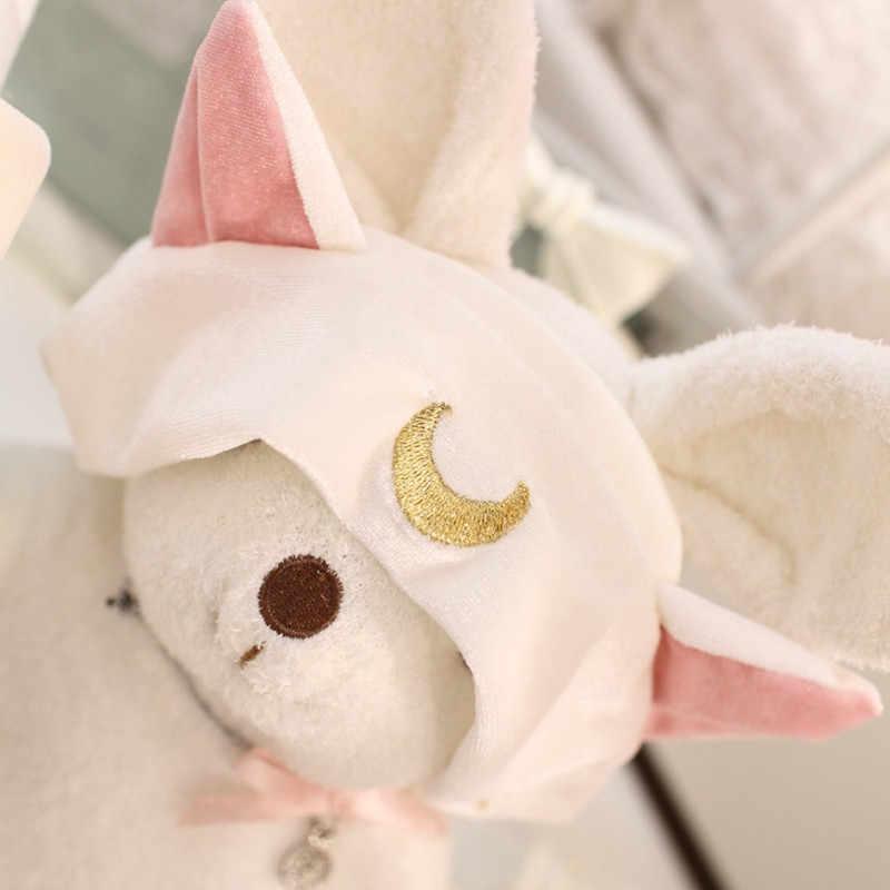 Del Fumetto di Modo Sailor Moon Luna Orecchie di Gatto Fascia Dei Capelli Della Fascia Cosplay Sveglio Viso Lavaggio Pulito Attrezzo di Trucco Lolita Copricapi