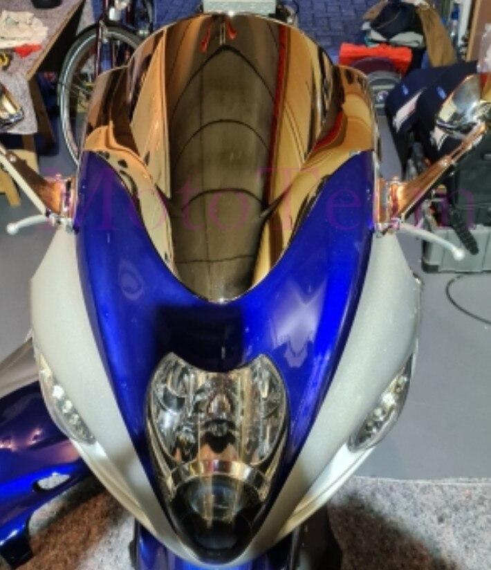 Новый Для Suzuki GSX1300R GSX 1300R GSXR1300 Hayabusa 1999 2000 2001 2002 2003 2004 2005 2006 2007 мотоцикл лобовое стекло