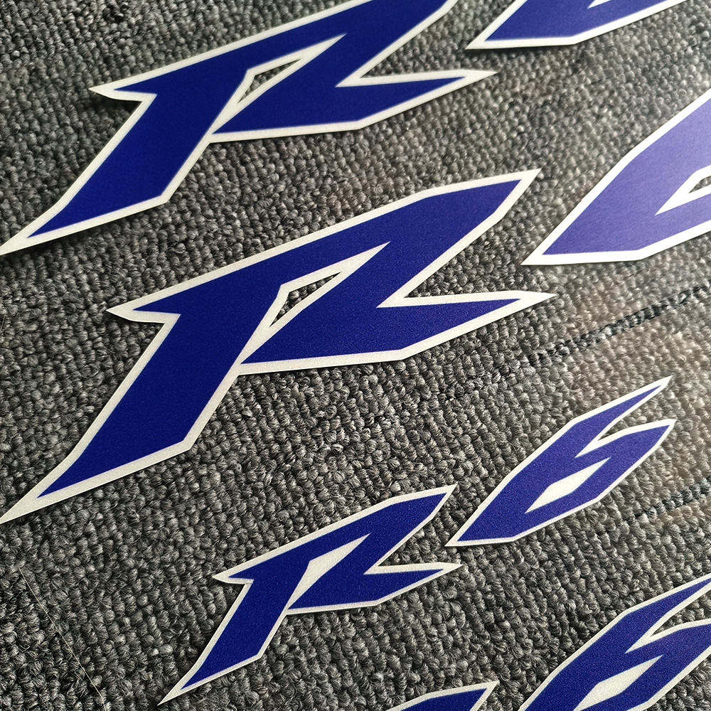 <font><b>R6</b></font> For <font><b>YAMAHA</b></font> YZF <font><b>R6</b></font> YZF-<font><b>R6</b></font> YZFR6 Motorcycle RIMS DECALS <font><b>WHEELS</b></font> <font><b>STICKERS</b></font> Body Shell Helmet Tank Pad Fuel Film Moto <font><b>Sticker</b></font> image