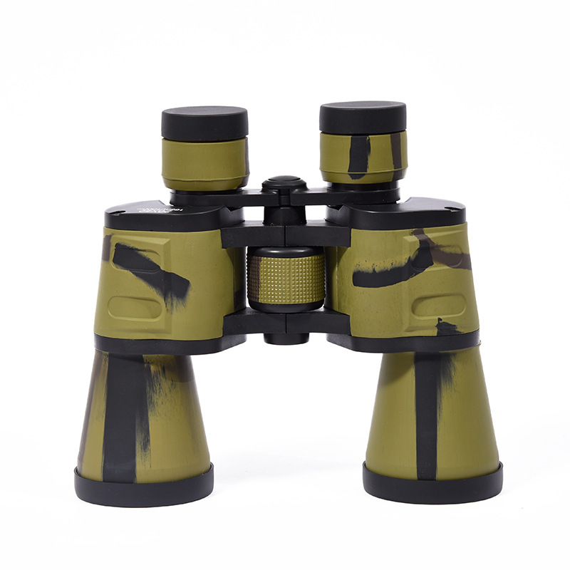 Pddhkk caça telescópio binóculos 20x50 telescópio ao