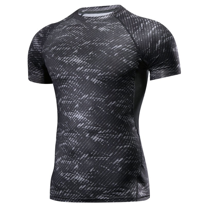 New Boxing MMA T Shirt Rashguard MMA Gym Tee Shirt Fighting Martial Arts Fitness Training Muay Thai T Shirt Men Homme  Jersey