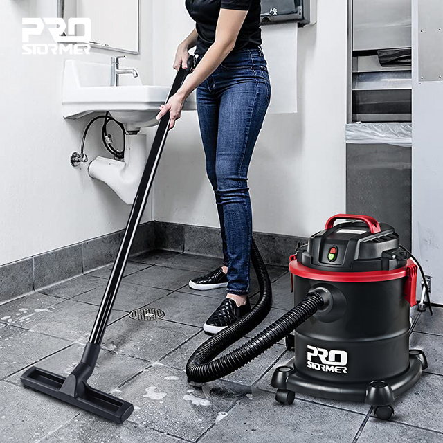 Household Vacuum Cleaner 3 in 1 Wet/Dry/Blower 16000PA Heavy-Dust Collector for Dog Hair,Garage,Car,Home&Workshop by PROSTORMER 1