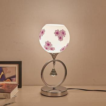 Factory Direct Sales Creative Table Lamp Modern Simple Led Desk Lamp Dining Room Warm Bedroom Bedside Lamp Wholesale