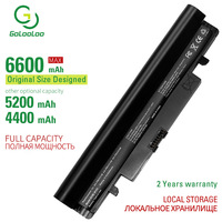 Golooloo 6 células bateria do portátil para Samsung NT-N143 N143P N145 N145P N148 N148P N150 N150P N250 N250P N260 N260P AA-PB2VC6B