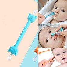 Light Scoop Care-Tools Ears-Cleaning Earwax Baby Kids Cartoon-Bear Luminous with Ear-Spoon