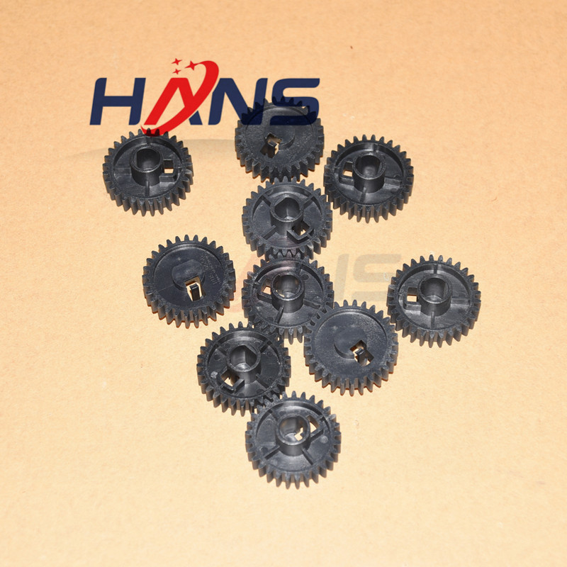 10X RU5-0556-000 RU5-0556 Lower Fuser Roller 29T Gear For HP LaserJet 5200 5200n 5200dtn 5200tn 5200L M5025 M701 M702 M712 M725