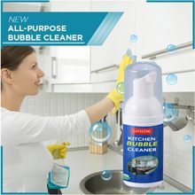 All-Purpose Cleaning Bubble Spray Multi-Purpose Foam Kitchen Grease Cleaner(China)