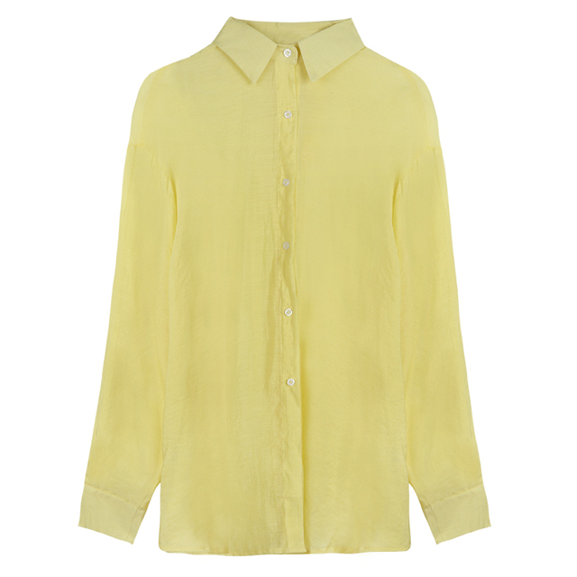 New  Blouse  Women Shirt   Long-sleeved thin section Tops   Ladies BL055 6