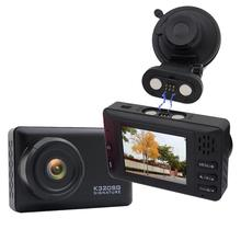 3-In-1 DVR Camera Anti-Radar-Detector Karadar Car-Video-Recorder Auto 3518 Chip Gps IC