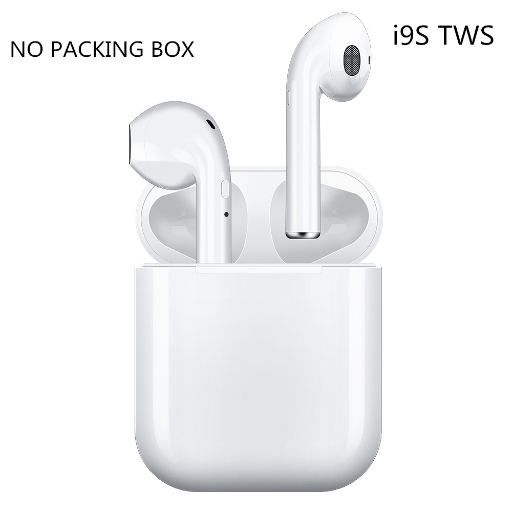 2020 <font><b>i9s</b></font> Tws Headphone Wireless <font><b>Bluetooth</b></font> <font><b>5.0</b></font> <font><b>Earphone</b></font> Mini Earbuds With Mic Charging Box Sport Headset For iphone xiaomi image