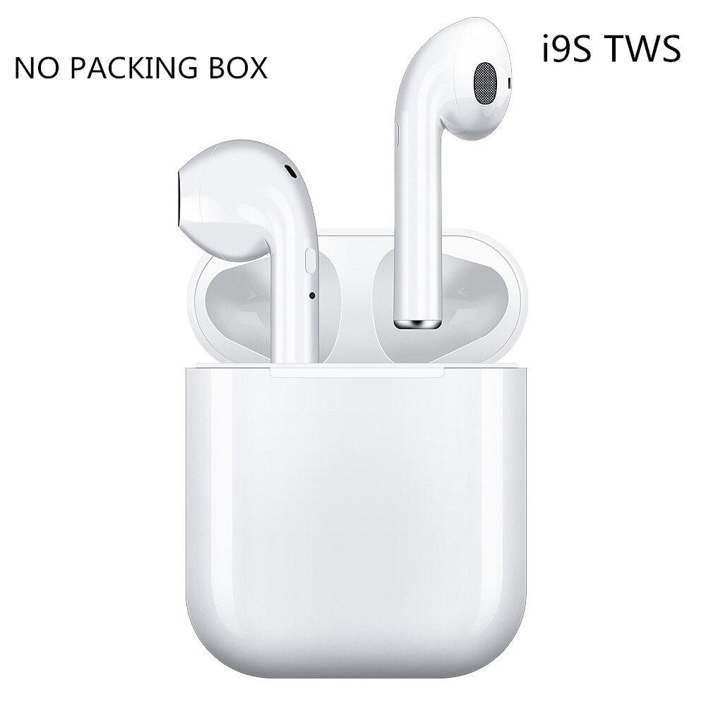 2020 I9s Tws Headphone Wireless Bluetooth 5.0 Earphone Mini Earbuds With Mic Charging Box Sport Headset For Iphone Xiaomi