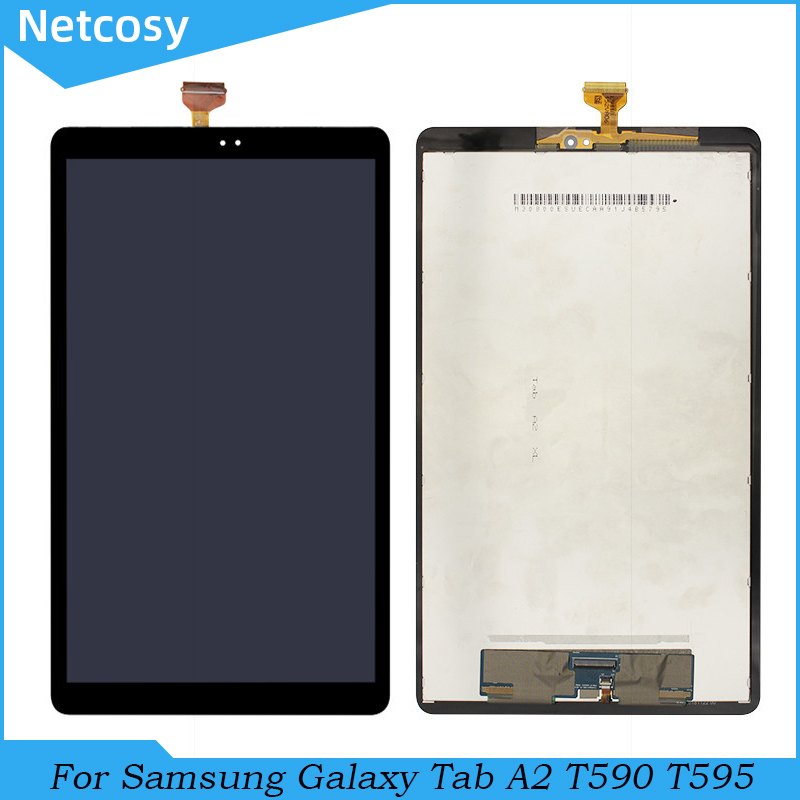10.5'' 2018 HD LCD Display Panel Screen Monitor Touch Screen Assembly For Samsung Galaxy Tab A2 T590 T595 SM-T595 SM-T590