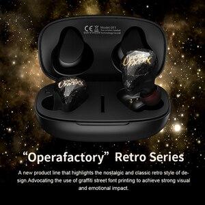 Image 5 - Whizzer OT1 Airdots TWS Auriculares Bluetooth 5.0 Tai Nghe Stereo Không Dây NC Có Mic Tai Nghe Tai Nghe Nhét Tai AI Điều Khiển