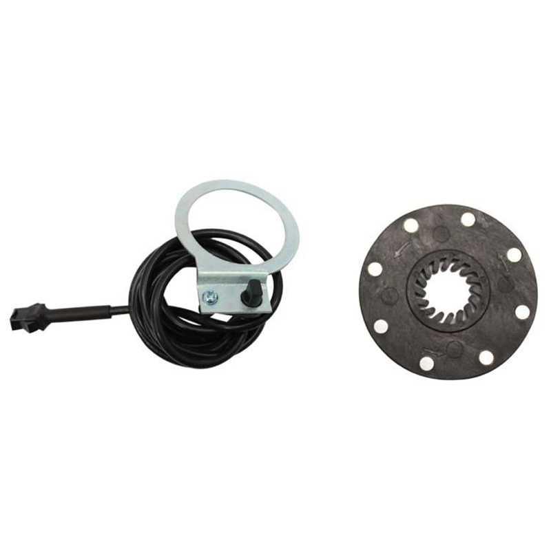 Capteur de couple simulé Pedelec Assistant capteur/8 PAS-BZ-5 magnétiques (8) pour e-bike bricolage Kit de Conversion pièces
