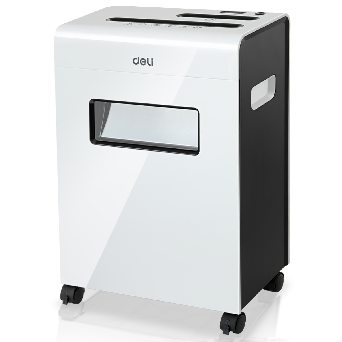Deli 9911 Tablet Series Multi-functional Paper Shredder Wholesale Currently Available Electric Paper Shredder Wholesale